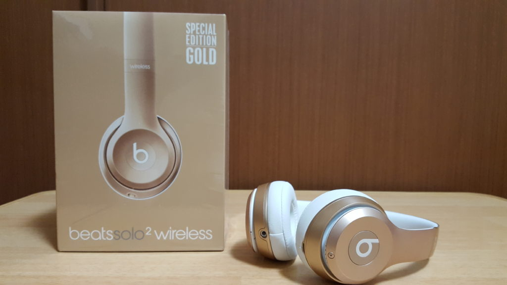 beats by dr.dre「Beats Solo2 ワイヤレス」レビュー。コンパクト×ワイヤレスで快適!