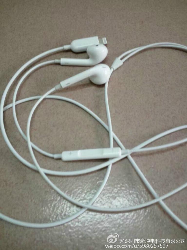iphone7 lightning earpods