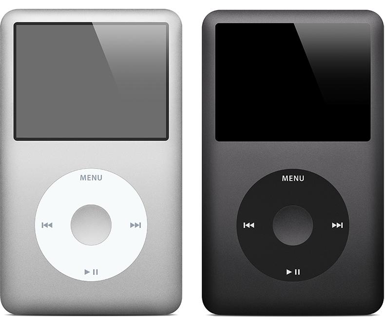 時々、無性にiPod classicで音楽を聴きたくなる。