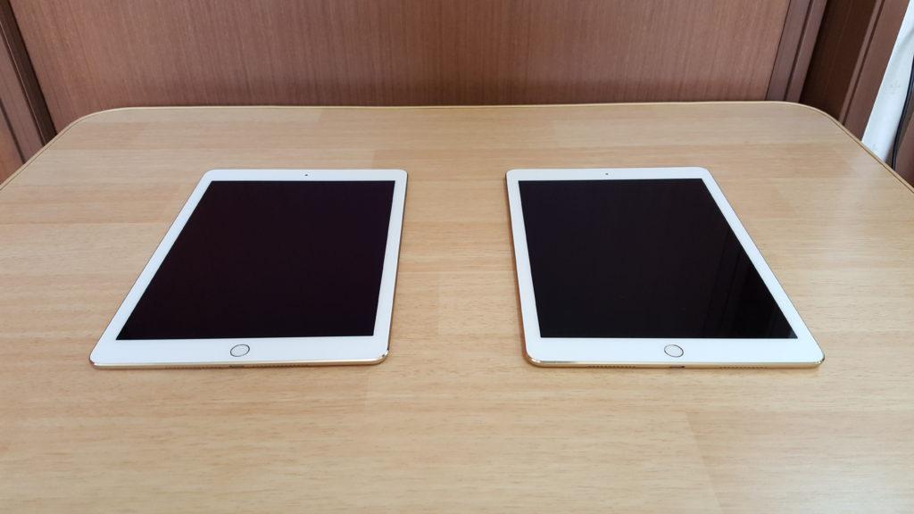 iPad Pro 9.7インチ 128GBモデル(docomo)レビュー② 【スペック編】