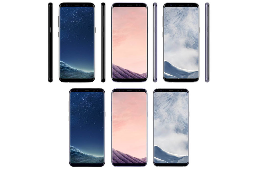 「Galaxy S8 / S8+」のカラバリと価格が判明!? エッ、うそ、ゴールドは??