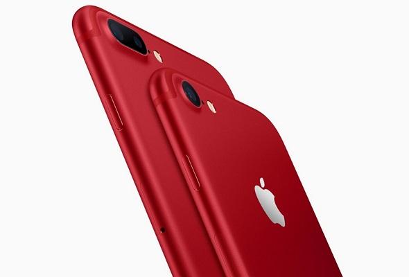 Apple、「iPhone 7 / 7 Plus」のレッドモデルを発表。とにかく赤い! ド派手!!