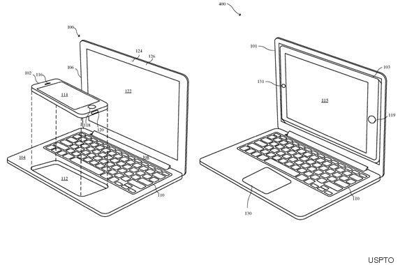 AppleがiPhoneやiPadをノートPC化する特許を出願。はたして商品化なるか!?