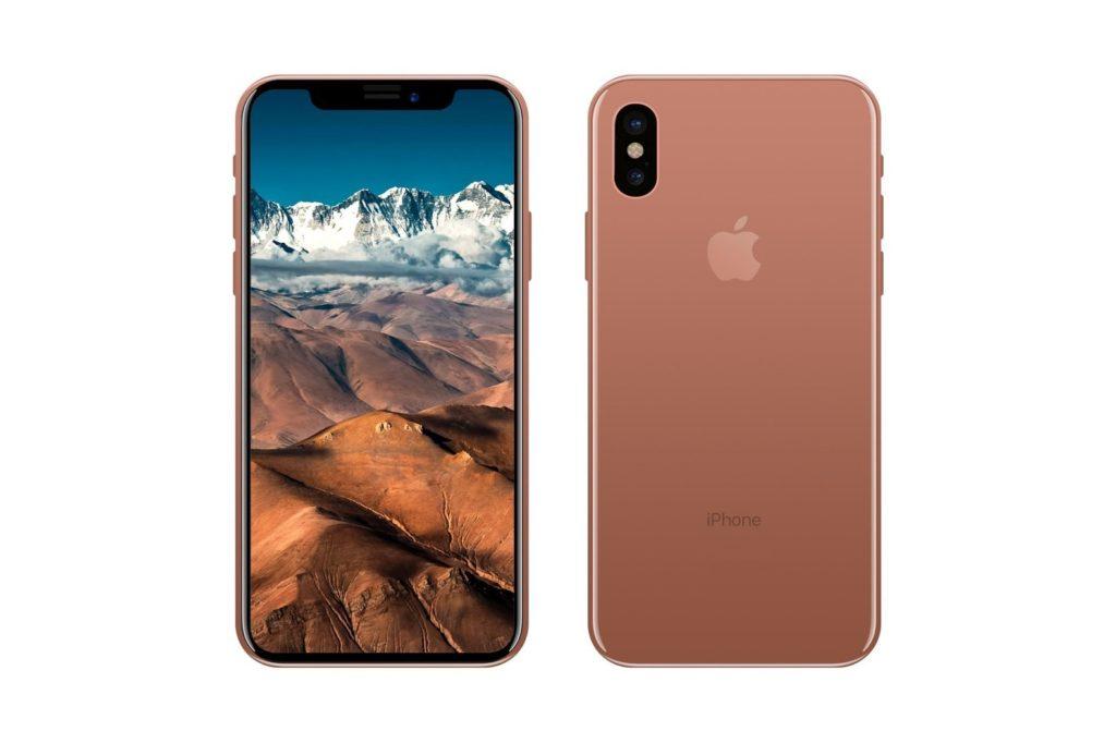 【超俺得】iPhone Xのゴールドモデルが発売されるかも! 出たら今度こそ手に入れたい!