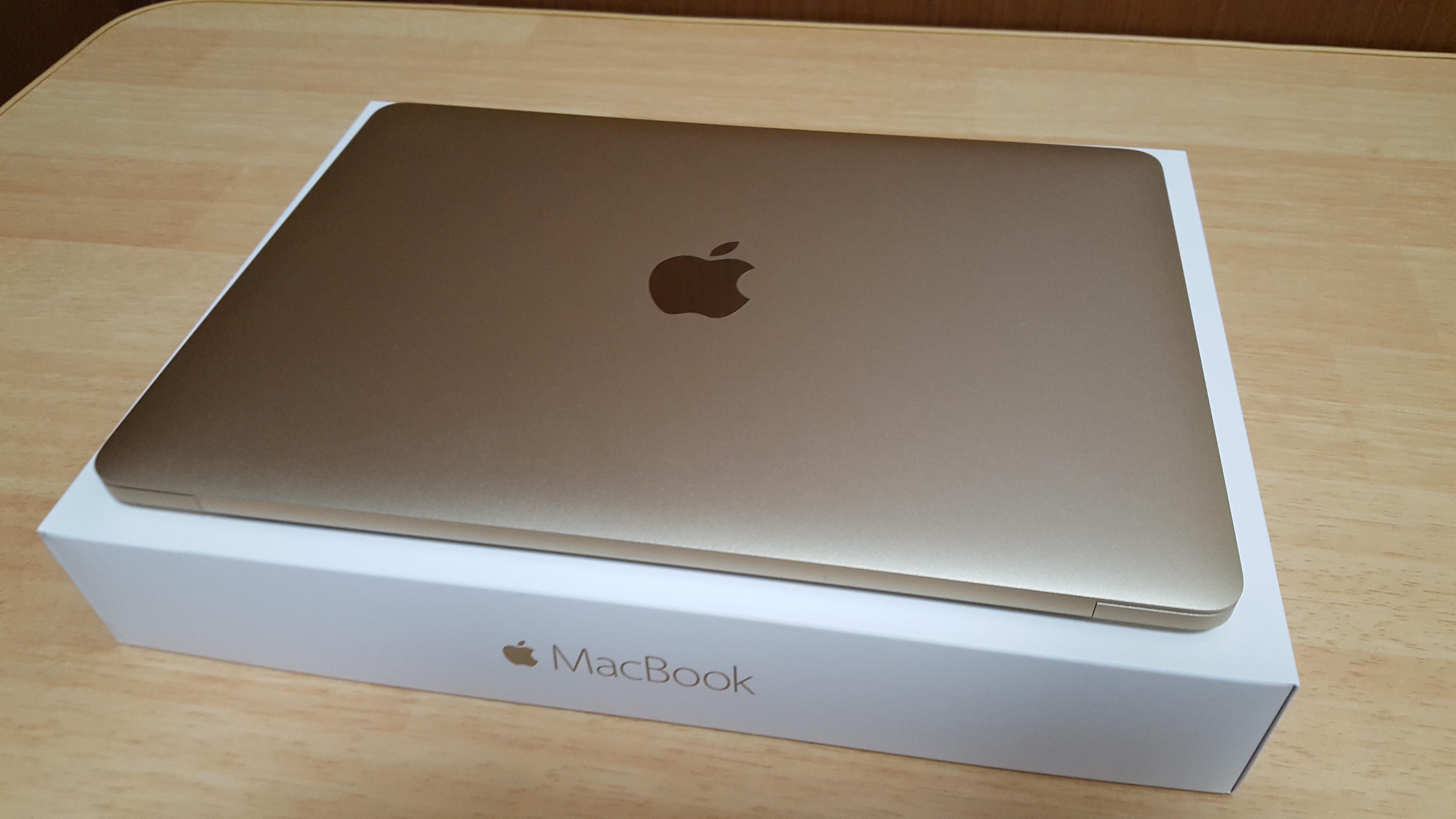 MacBook (2016) レビュー【前編】 洗練された究極のミニマルデザインが美しすぎる。