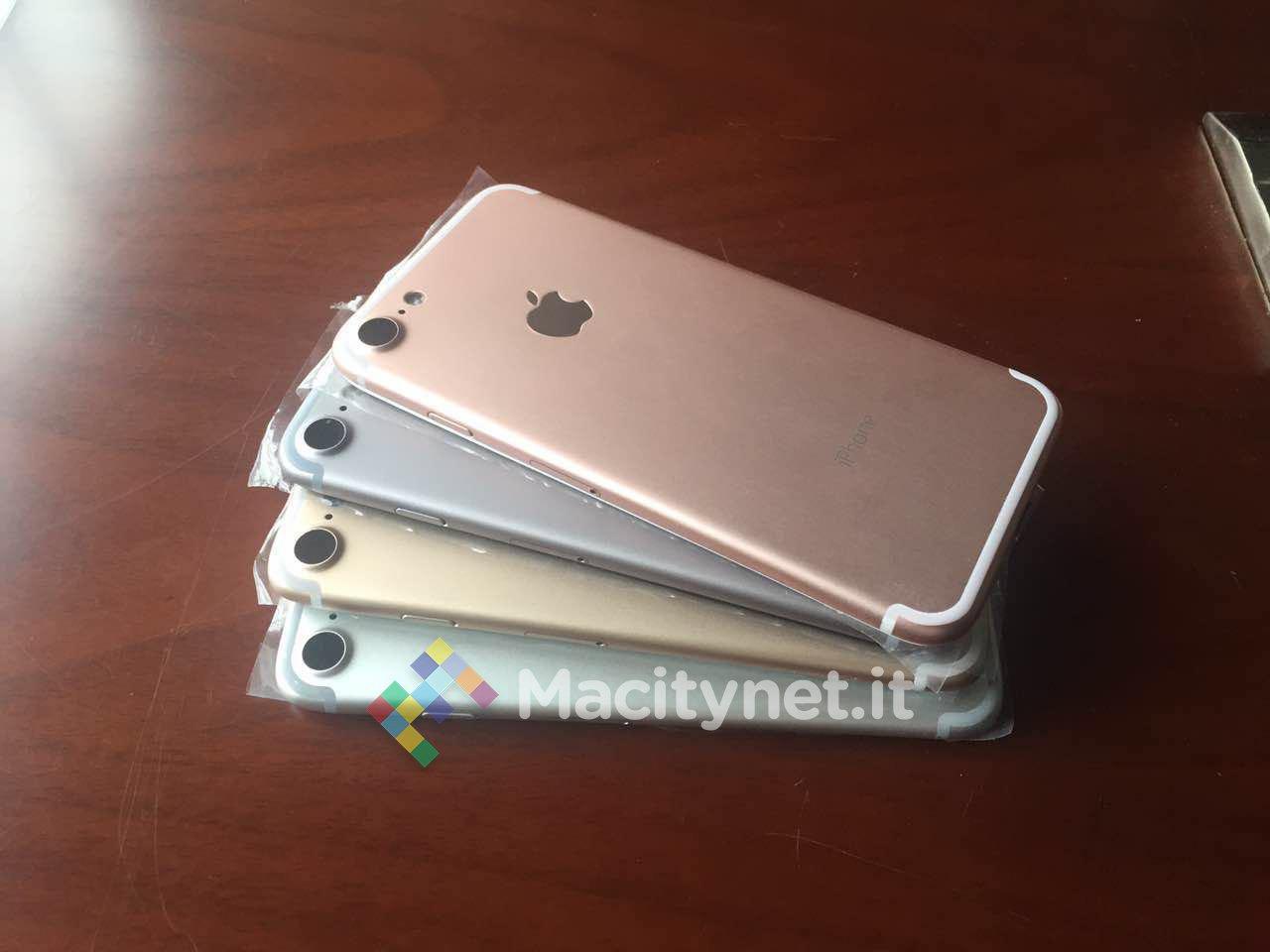 新型iPhoneのモックがリーク。あれ? 6色じゃなかったの……?