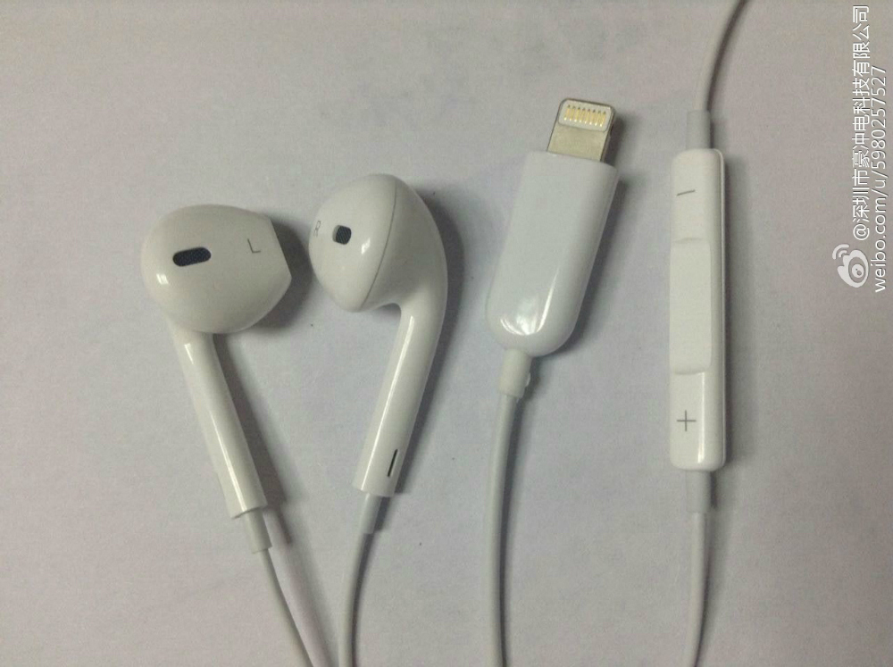 iphone7 lightning earpods