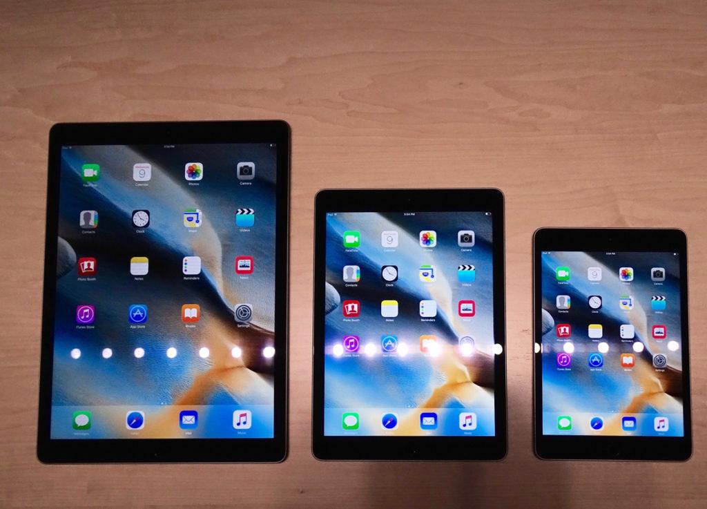 次期iPad Proは3サイズ展開との噂。それもう「Pro」って要らなくない?