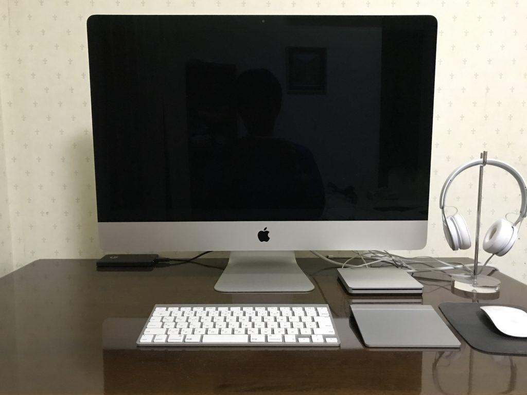 iMacを売却して、MacBookだけを使っていこうか悩んでるって話。