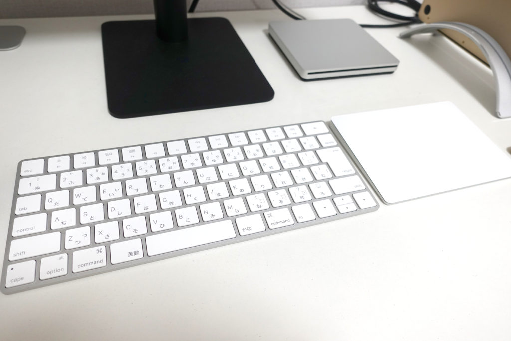 Magic Keyboard & Magic TrackPad 2