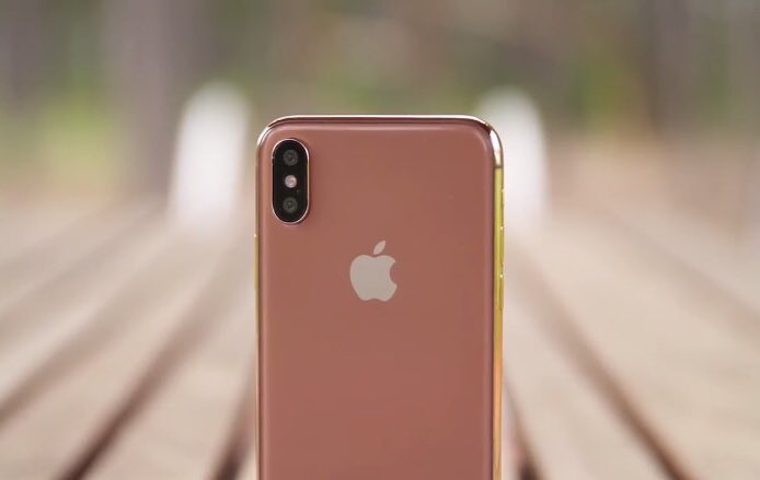 いよいよ iPhone Ⅹのゴールドが登場か! 管理人は買う? それとも買わない?