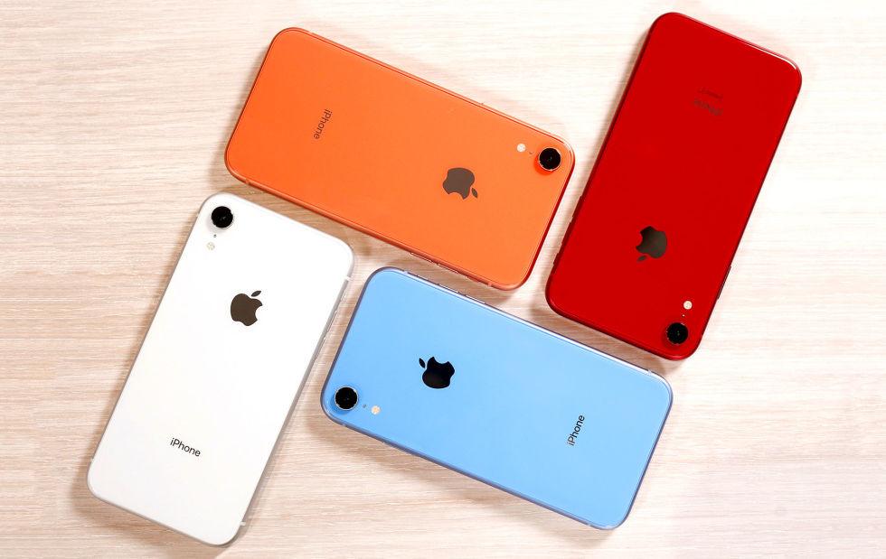 iPhone XR、発売! iPhone Xsよりもこっちがオススメ!!