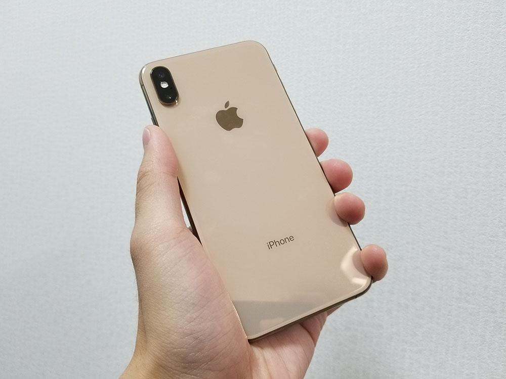 iPhone Xs Maxを購入して、3週間使ってみました!