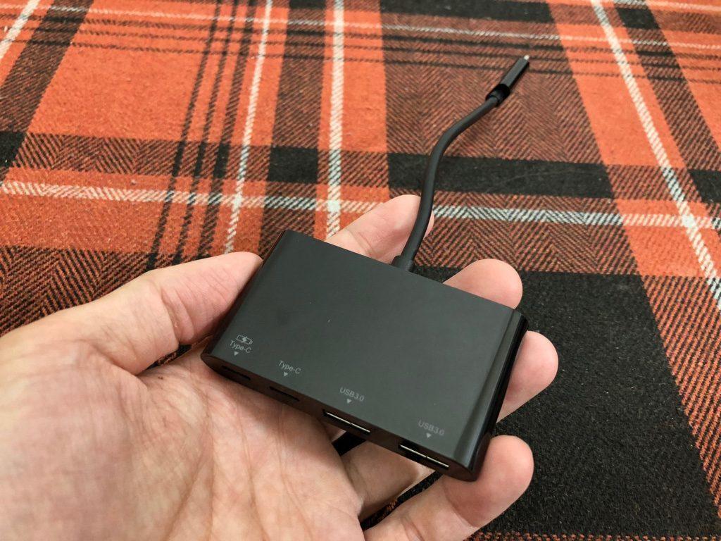 エレコム USBハブ