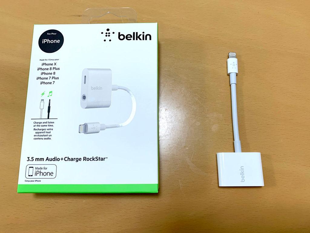 Belkin 3.5mm Audio+Charge RockStar