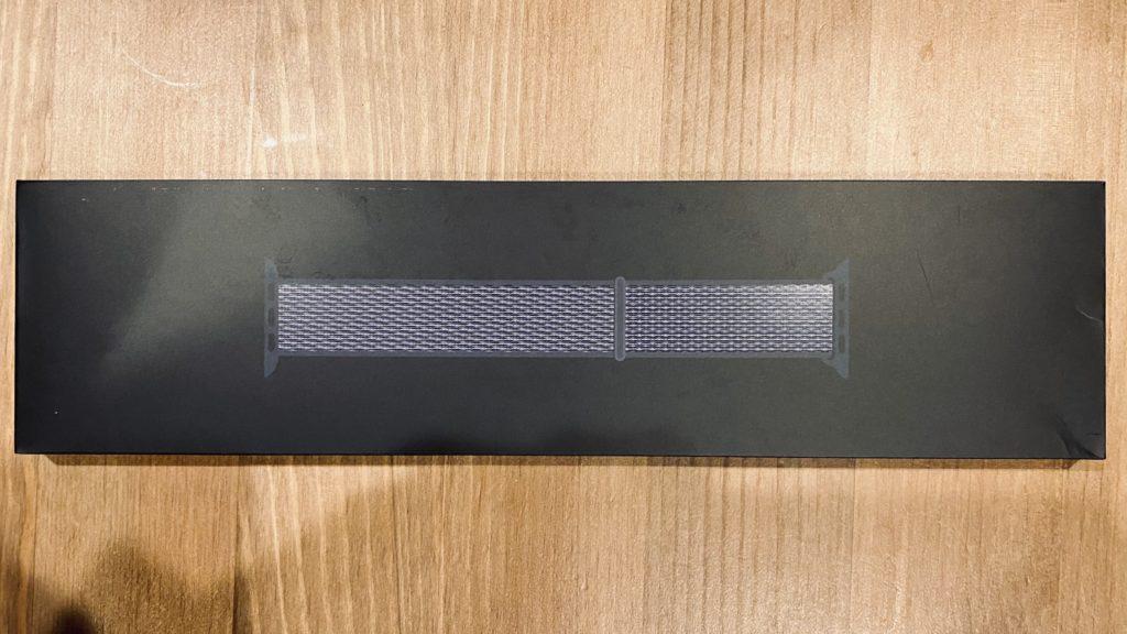 Apple Watch NIKEスポーツループ