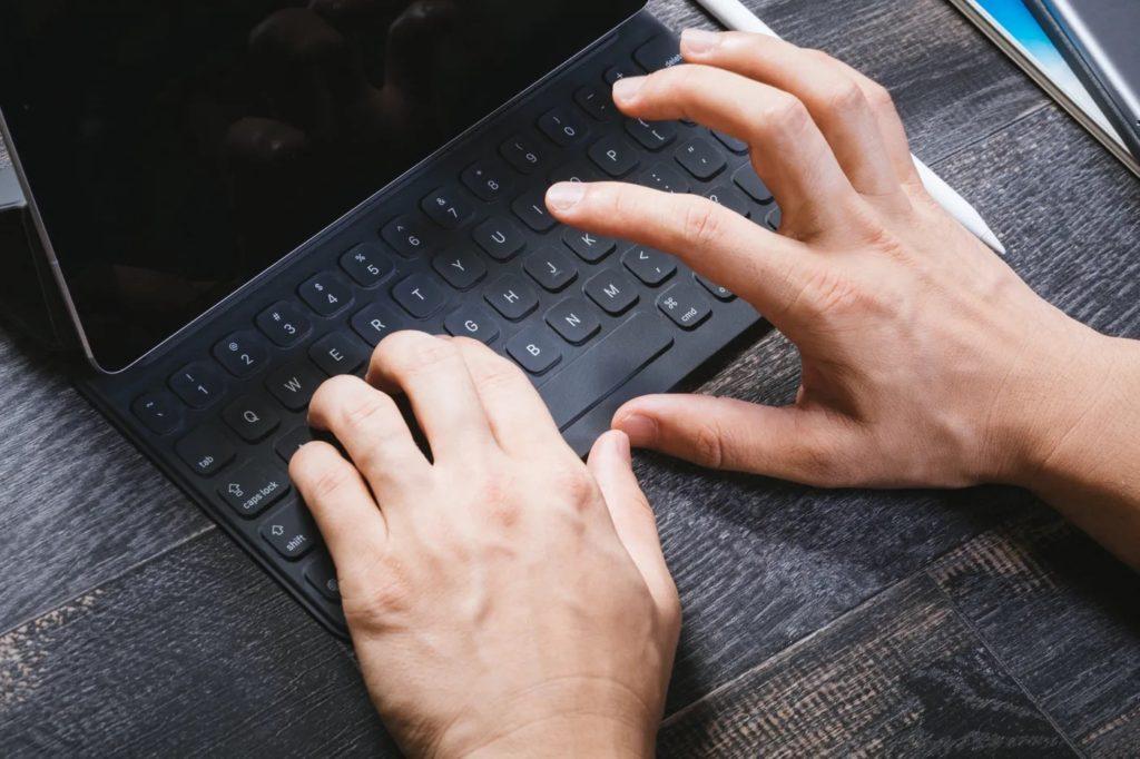 ブログを執筆したい