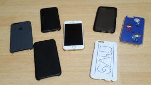 スマートフォンを裸で使うということ。ケースなし、保護フィルムなしで使用するとやっぱり傷がつく。